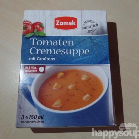 "#1202: Zamek ""Tomaten Cremesuppe mit Croûtons"""