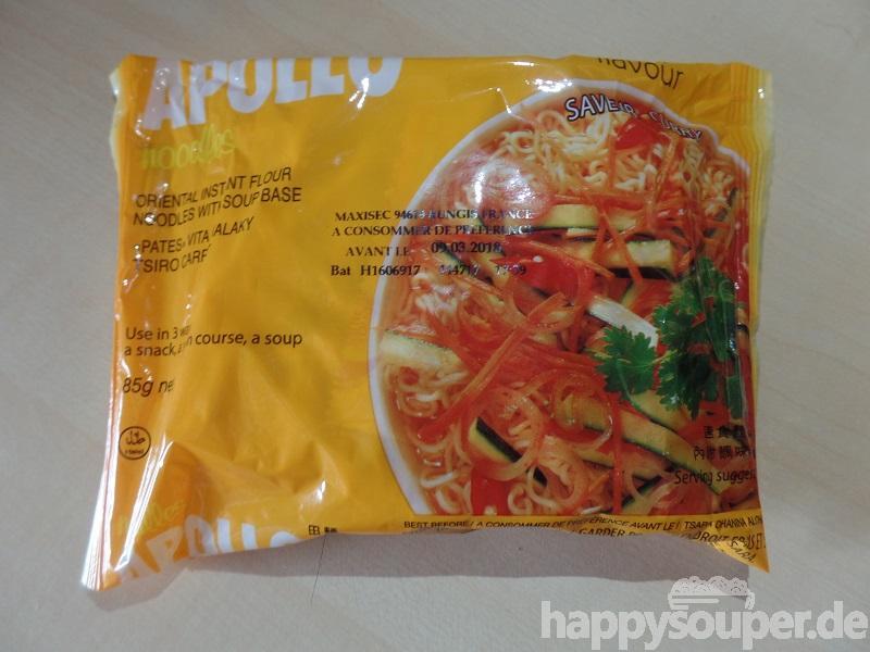 """#314: Apollo Noodles """"Curry Flavour"""""""