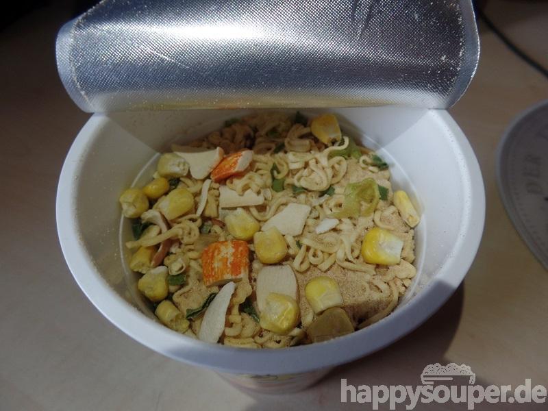 "#1209: Nissin Cup Noodles ""Seafood Flavour"""