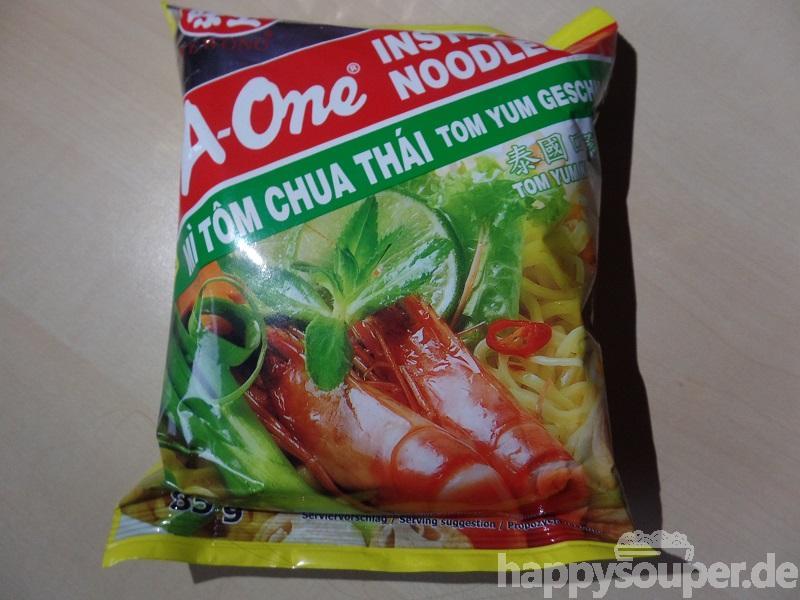 Mì Tôm Chua Thái