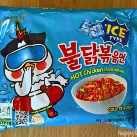 "#1197: Samyang ""Buldak Bokkummyeon Ice Type"""