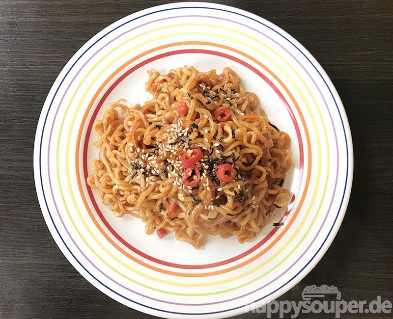 """#1207: Samyang """"2x Spicy HOT Chicken Flavor Ramen"""""""