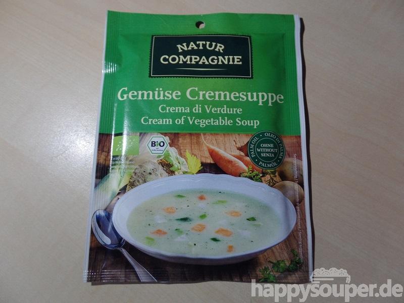 """#1212: Natur Compagnie """"Gemüse Cremesuppe"""""""
