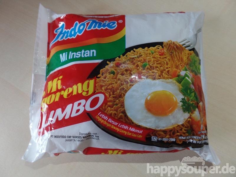 """#1214: Indomie Mi Instan """"Mi Goreng Jumbo"""""""