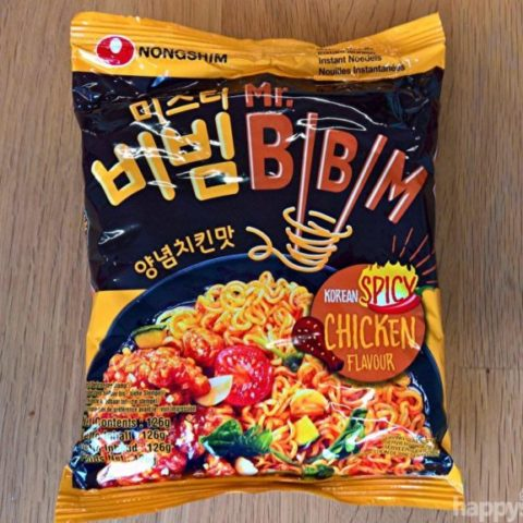 "#1227: Nongshim ""Mr. Bibim - Korean Spicy Chicken Flavour"""