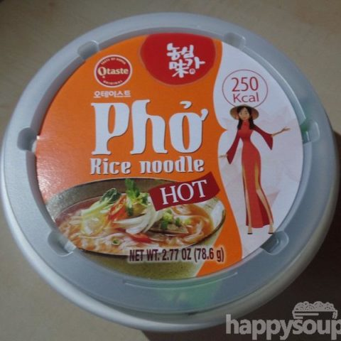 "#1221: Otaste ""Phở Rice Noodle Hot"""
