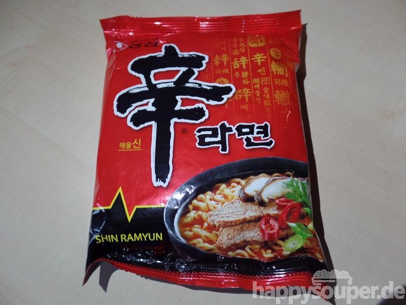 """#1223: Nongshim """"Shin Ramyun"""""""