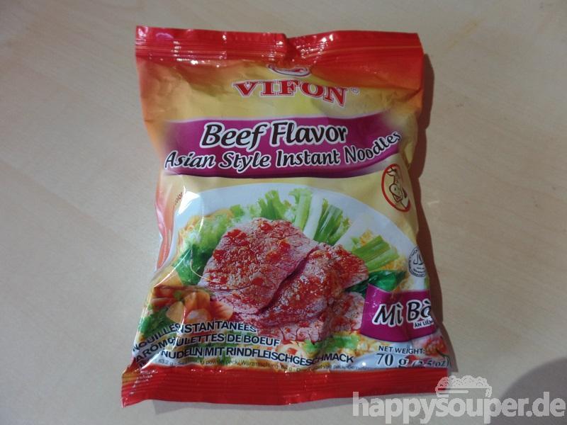 """#1226: Vifon """"Asian Style Instant Noodles"""" Beef Flavor"""