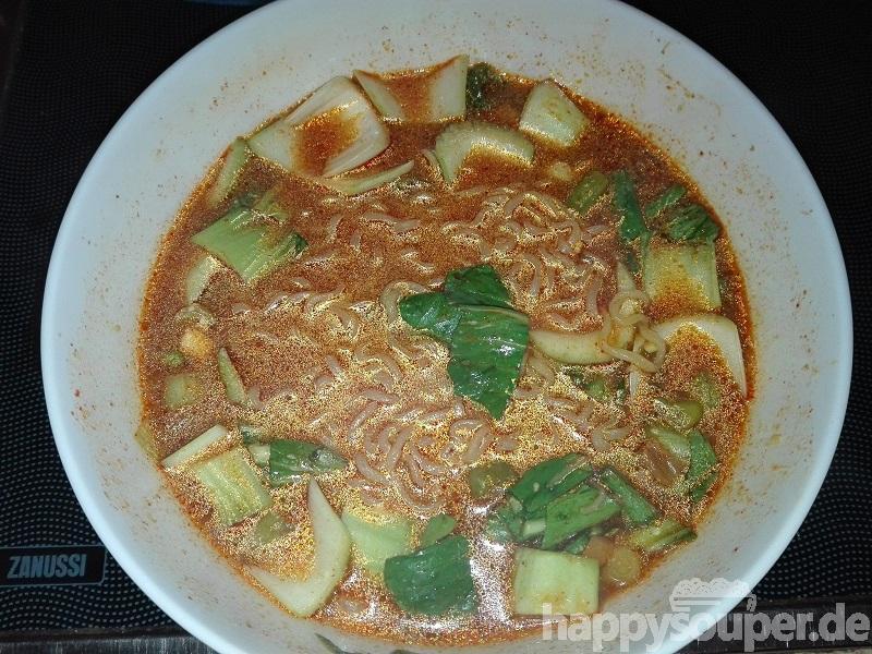 """#1237: Samyang """"K-FOOD kimchi song song ramen"""" Bowl"""