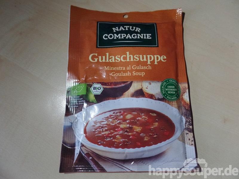"""#1235: Natur Compagnie """"Gulaschsuppe"""""""