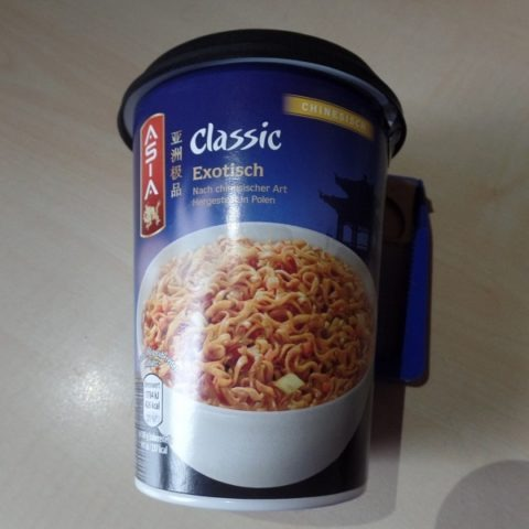 """#1246: Asia """"Classic"""" Cup"""
