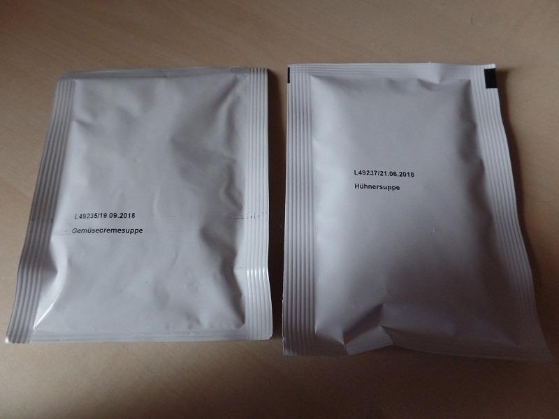 Ein Paket aus Hattingen