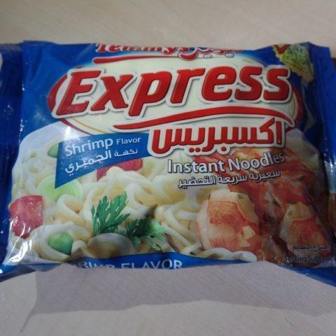 "#1264: Temmy´s Express ""Instant Noodles Shrimp Flavor"""