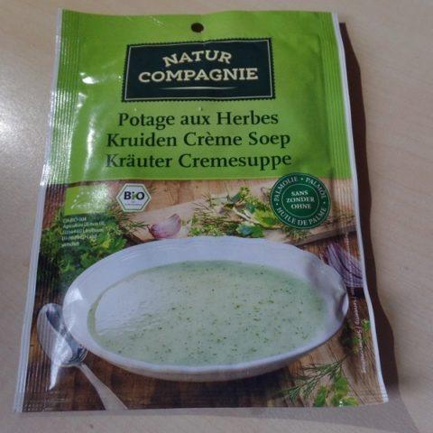 """#1267: Natur Compagnie """"Kräuter Cremesuppe"""""""
