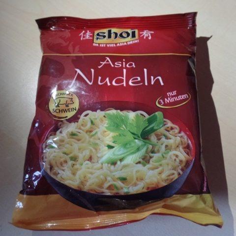 "#1271: shoi ""Asia Nudeln Schwein Geschmack"""
