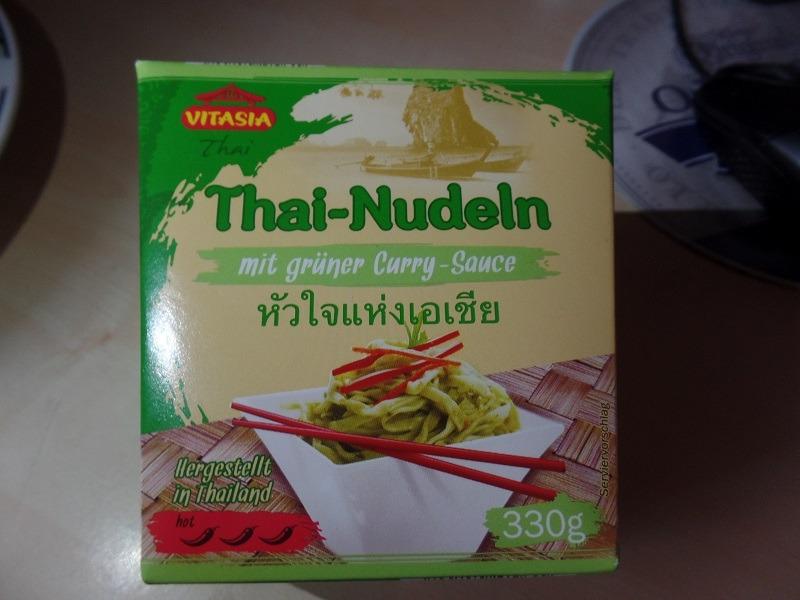 "#577: Vitasia ""Thai-Nudeln mit grüner Curry-Sauce"""