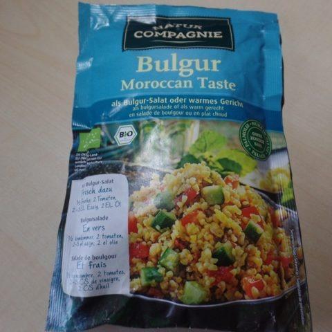 """#1272: Natur Compagnie """"Bulgur Moroccan Taste"""""""