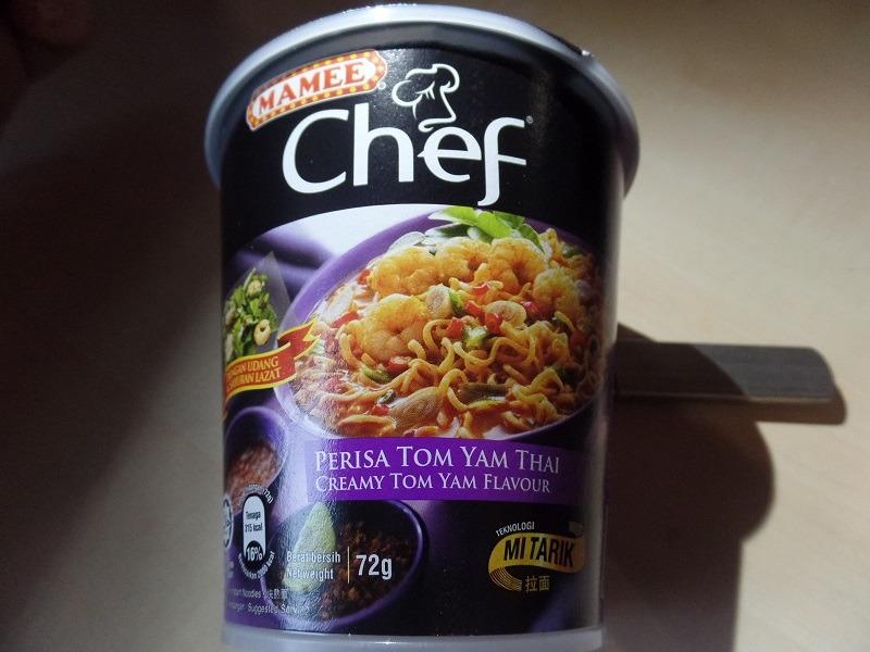 "#1276: Mamee Chef ""Perisa Tom Yam Thai"" (Creamy Tom Yam Flavour)"