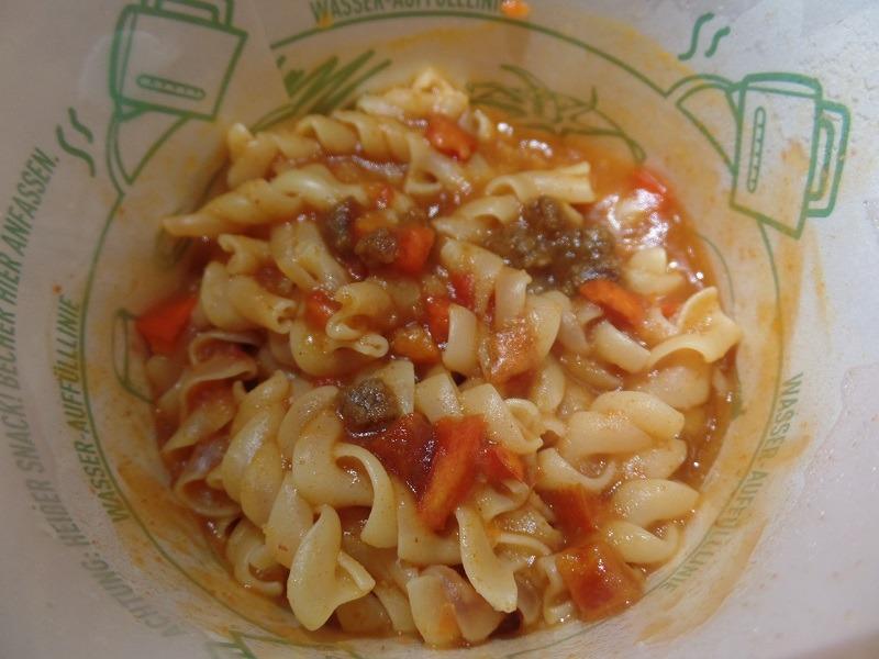 """#1281: Knorr """"Pasta Snack Gulasch-Sauce"""""""