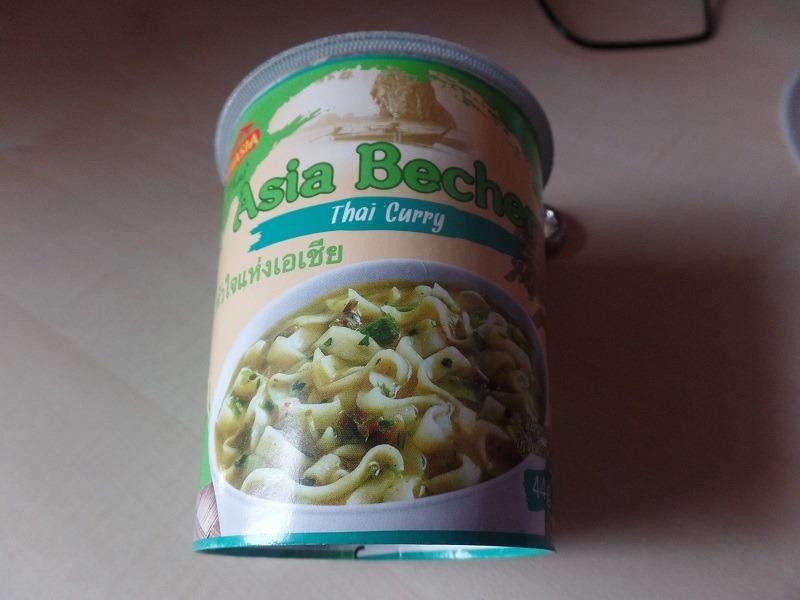 "#1283: Vitasia ""Asia Becher Thai Curry"""