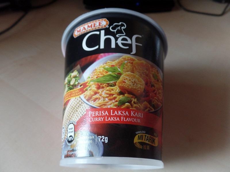 "#1285: Mamee Chef ""Perisa Laksa Kari"" (Curry Laksa Flavour)"