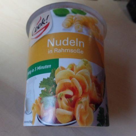 "#1289: Cook! ""Nudeln in Rahmsoße"""