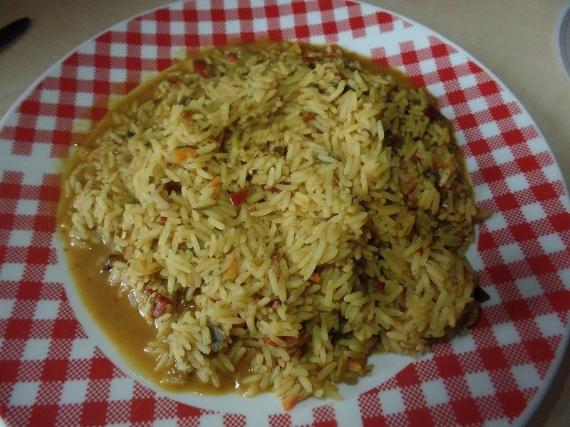 "#1290: Natur Compagnie ""Rice Pilaf Taste"""