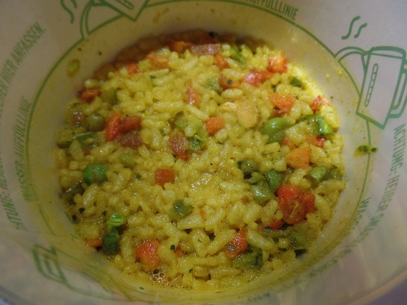 """#1296: Knorr """"Reis Snack Curry"""""""