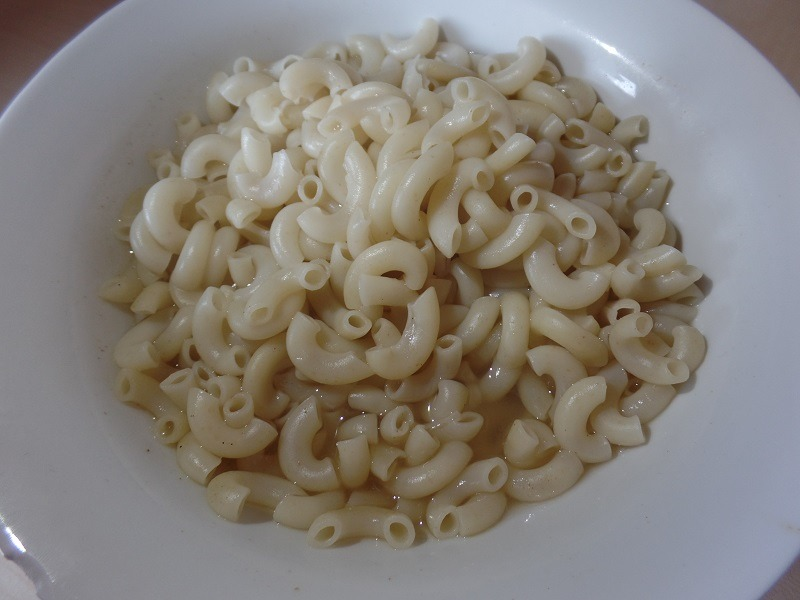 """#1300: Nissin Instant Macaroni """"Mushroom with Vegetables Flavour"""""""