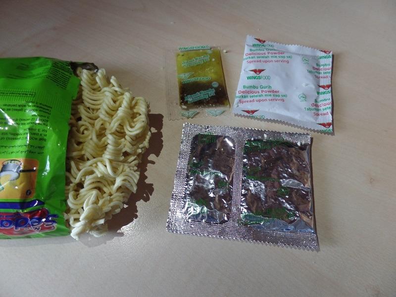 "#1326: Wingsfood Mie Sedaap Instant Noodle ""Rasa Soto Vegetable Flavour"""