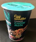 """#1324: Naked Noodle """"Egg Noodles Chinese Chow Mein"""""""