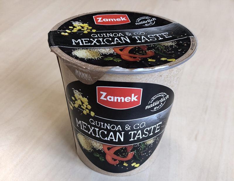 """#1331: Zamek Quinoa & Co: """"Mexican Taste"""""""
