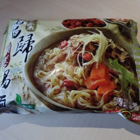 "#1328: Ve Wong Instant Noodles ""Chinese Herb - Angelica Flavor"""