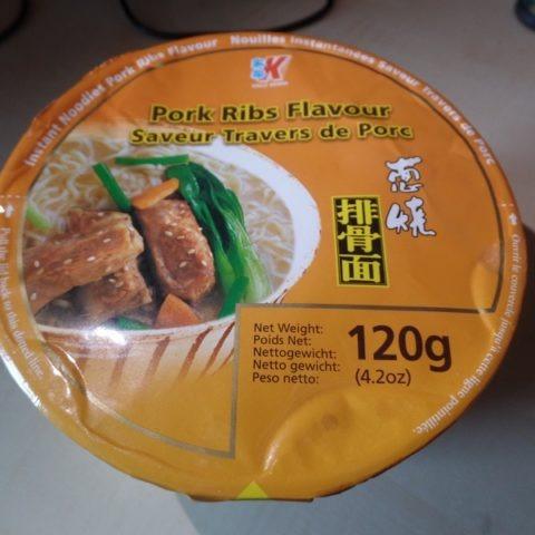 "#1330: Kailo Brand ""Pork Ribs Flavour"" Bowl"
