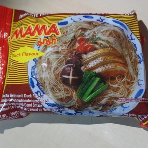 "#1349: Mama Instant Rice Vermicelli ""Duck Flavour"""