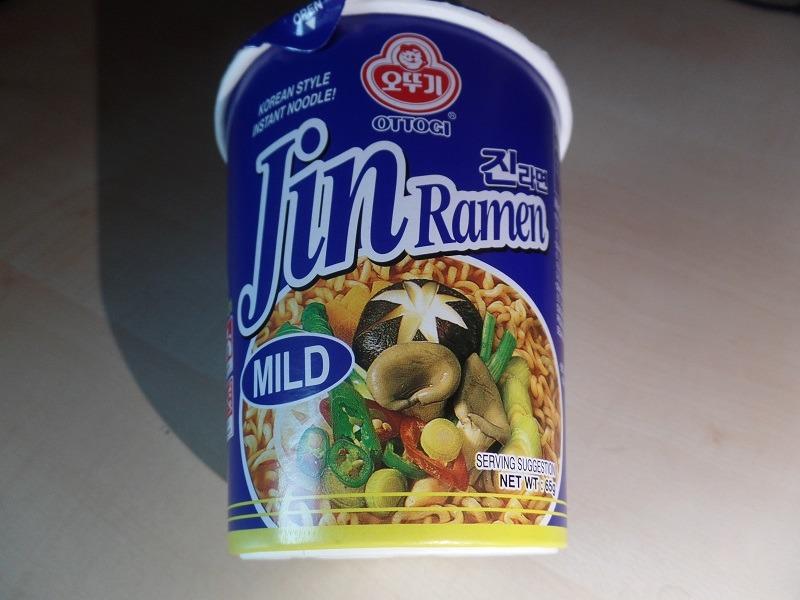 "#1353: Ottogi ""Jin Ramen Mild"" Cup"