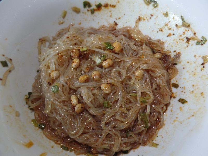 """#1355: Sichuan Guangyou """"Sweet Potato Instant Noodle Sour-Hot Flavor"""""""
