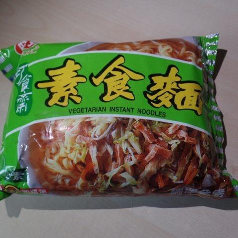 """#1358: Ve Wong """"Vegetarian Instant Noodles"""""""