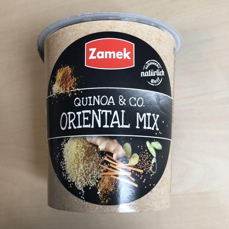 """#1364: Zamek Quinoa & Co: """"Oriental Mix"""""""
