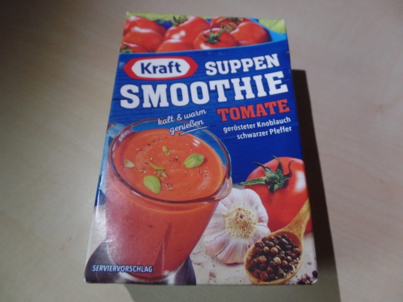 """#1377: Kraft """"Suppen Smoothie Tomate"""""""