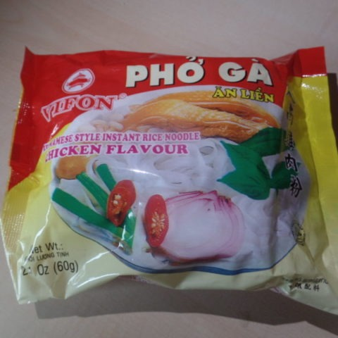 #1381: Vifon Phở Gà ĂN LIỀN (Vietnamese Style Instant Rice Noodle Chicken Flavour)