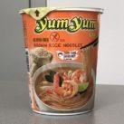 """#1378: Yumyum Brown Rice Noodles """"Tom Yum Shrimp"""""""