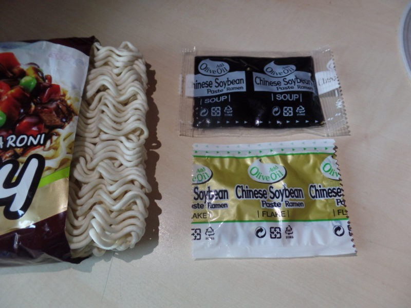 "#1382: Samyang ""Chacharoni"" (Chinese Soybean Paste Stir Noodle)   (Update 2021)"