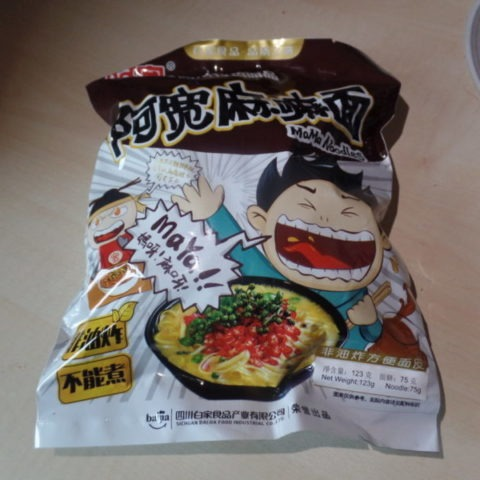 "#1389: Sichuan Baijia ""MaMa Broad Noodles"""