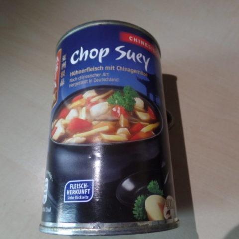 """#1399: Asia """"Chop Suey"""" (Hühnerfleisch mit Chinagemüse)"""