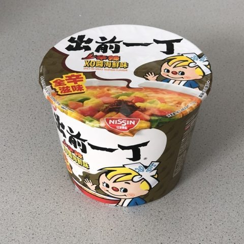 "#1405: Nissin ""Damea Iccho XO Sauce Seafood Flavour"""