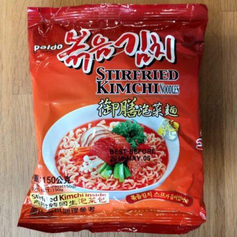 "#1406: Paldo ""Stirfried Kimchi Noodles"""