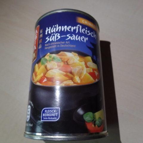 """#1404: Asia """"Hühnerfleisch Süß-Sauer"""""""