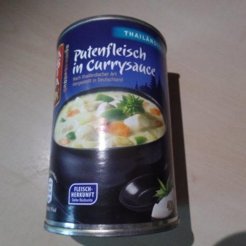 """#1407: Asia """"Putenfleisch in Currysauce"""""""