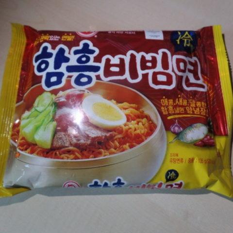 """#1409: Ottogi """"HamHeung Mixed Ramen"""""""